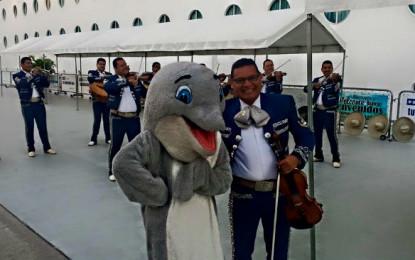 Puerto Vallarta dio la bienvenida al crucero Infinity