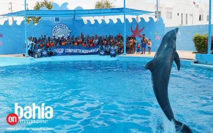 Aquaventuras Park de Dolphin Discovery regala 10,000 Sonrisas