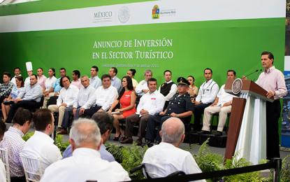 Grupo Vidanta anuncia inversión por 18 mil mdp