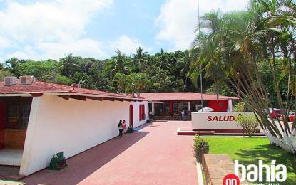"Hospital General de San Pancho resurge ""de sus cenizas"""