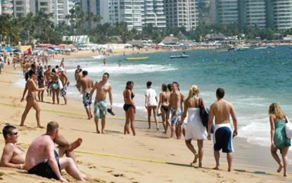 Ingresos turísticos crecen 12% en bimestre
