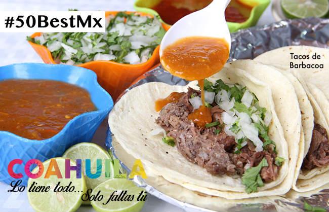 """Reconocerán Gastronomía Mexicana en el """"50 Best Restaurants of the World"""""""