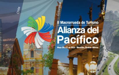 Fructífera en negocios II Macrorrueda de Turismo de Alianza del Pacífico