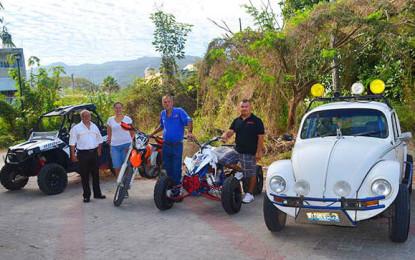 Rugirán motores en el XII Rally Desafío Las Guacas