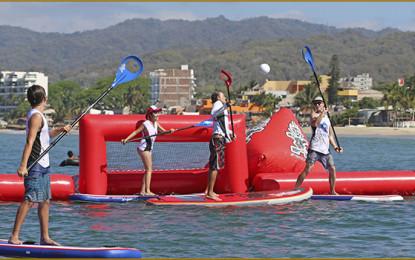Invitan al 1er. SUP Polo World Games en Riviera Nayarit