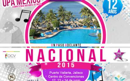 Anuncian Campeonato Nacional de Baile UPA México