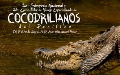 """1er Simposio Nacional """"Cocodrilianos del Pacífico"""""""