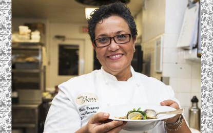 Chef Betty Vázquez es jurado en Master Chef México