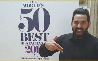 Mixología de Riviera Nayarit fascinó en The World's 50 Best Restaurants