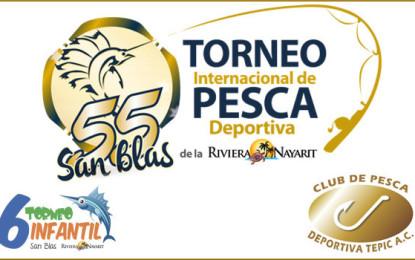 Regresa el 55° Torneo Internacional de Pesca Deportiva San Blas 2015