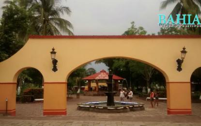 En marcha, remodelación de la plaza pública de Guayabitos