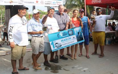 """Gana """"Mamusa"""" en el Torneo de Pesca de Bahía de Banderas"""
