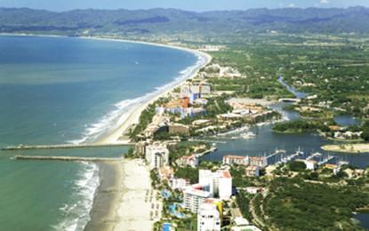 Ocupación del 82.5% en Riviera Nayarit