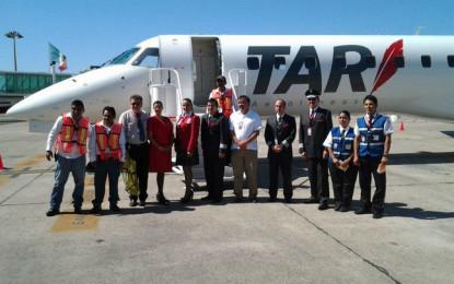 Nueva ruta aérea conectará a Nayarit con DF y Toluca