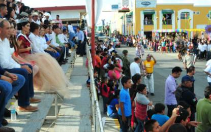 Inauguran «Feria del Elote Xalisco 2015»