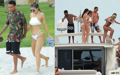 Kylie Jenner celebra su cumpleaños en Riviera Nayarit