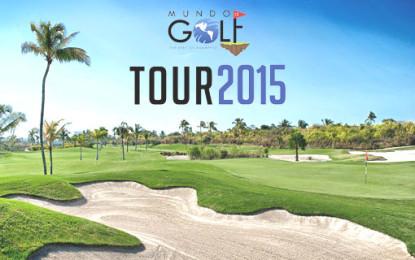 Mundo Golf Tour 2015 en Riviera Nayarit