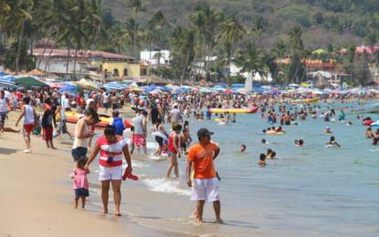 Recibe Nayarit más de 450 mil turistas en el verano