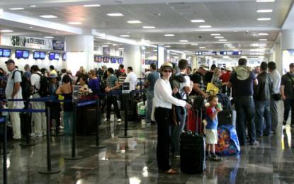 Aumenta llegada de Turistas internacionales en verano