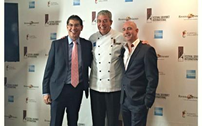 Gastronomía abandera la promoción turística de PV y Riviera Nayarit