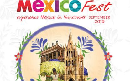 Gastronomía de Riviera Nayarit deleitó en el México Fest de Vancouver