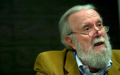 Murió el poeta y periodista Hugo Gutiérrez Vega