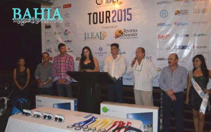 Promueven la Riviera Nayarit con Mundo Golf Tour 2015