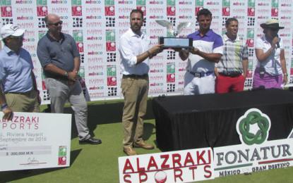 Litibú Golf superó expectativas del Riviera Nayarit Open