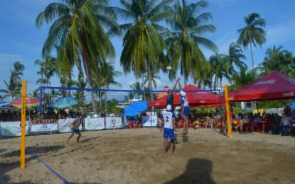 Dramático final en el Segundo Torneo Nacional de Voleibol de Playa Guayabitos
