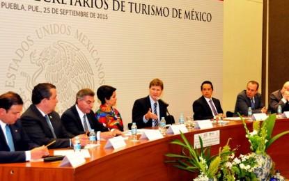 Obtiene México más de 17 mdd por turismo internacional