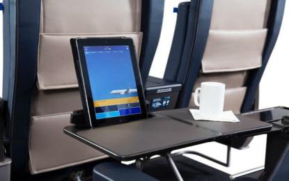 United Airlines presenta nuevos asientos premium