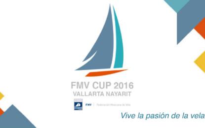 Anuncian la Copa FMV 2016 Vallarta Nayarit