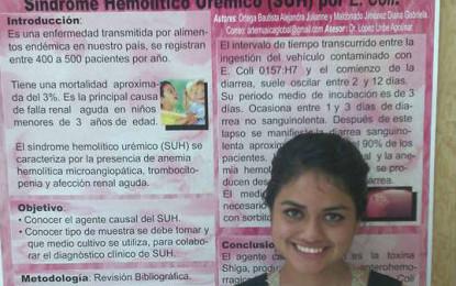 CUCosta gana primer lugar nacional en diseño de cartel médico