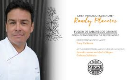 CasaMagna Marriott Puerto Vallarta recibe al chef Randy Placeres