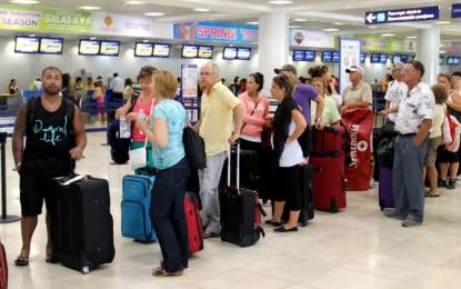 Aumenta 8.2% captación de divisas por turismo: Sectur