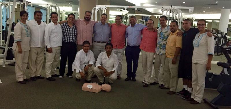 Nayarit cuenta con el primer hotel Cardioprotegido de Latinoamérica