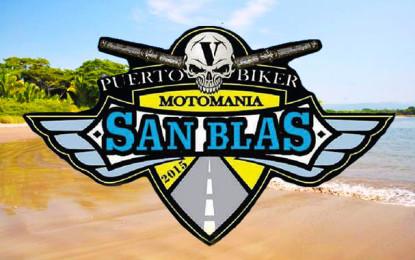 La V Motomanía San Blas 2015 llega a buen puerto