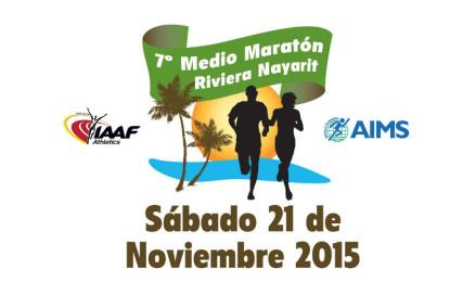 7° Medio Maratón & 10k Riviera Nayarit