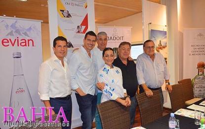 Villa Premiere presenta Olé Paella en el Festival Gourmet Internacional