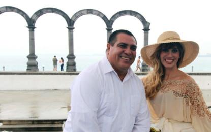 Filippa Giordano es Embajadora Turística de Puerto Vallarta