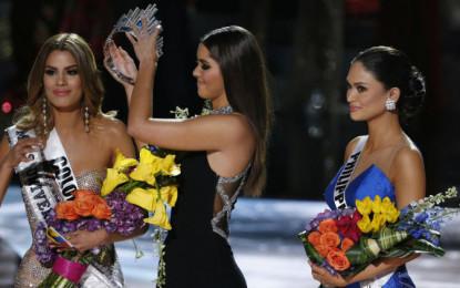 Gana Filipinas Miss Universe 2015; ¡coronan a Miss Colombia!