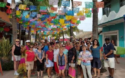 Gran Fam Trip de Travel Weekly visitó la región