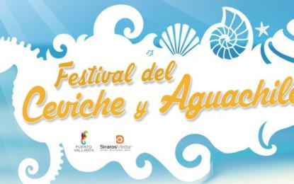 En PV segunda edición del Festival del Ceviche y Aguachile