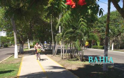 Ciclovía de Nuevo Vallarta, un gusto imperdible en Riviera Nayarit