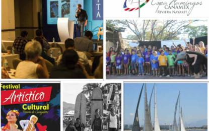 ¡Viaja a Riviera Nayarit en febrero y disfruta de sus eventos!
