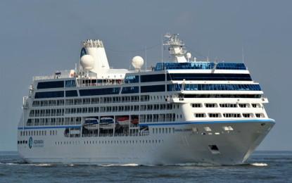 El Azamara Journey arribó por primera vez a Puerto Vallarta