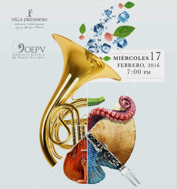 Música y sabor, maridaje perfecto a beneficio de la OEPV