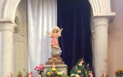 Divino Niño Jesús, un milagro para Zacualpan