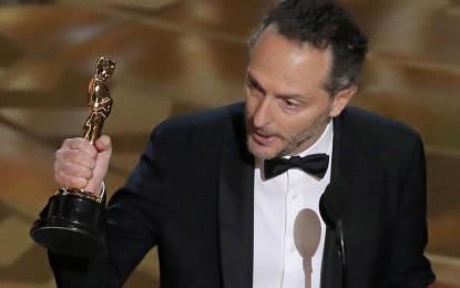 Lubezki hace historia con Oscar por tercer año consecutivo