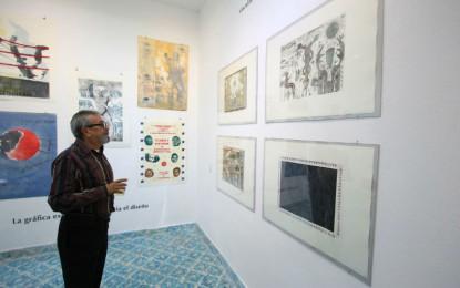 Inauguran primera exposición en fincas urbanas de PV